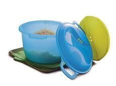 MICROWOK MODO DE EMPLEO 1. Lavar el arroz con agua fría, verterlo en el Microwok de ...