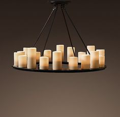 Pillar Candle Round Chandelier Medium http://www.restorationhardware.com/catalog/product/product.jsp?productId=prod1271004&categoryId=cat1701013
