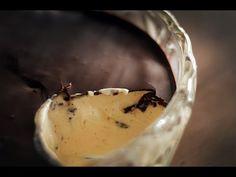 Receita de Mousse de Maracujá com Chocolate