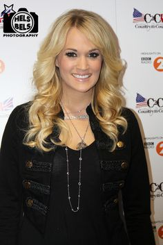 Carrie Underwood at Country 2 Country, O2 Arena, London
