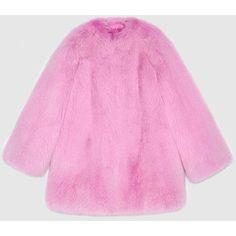 Gucci Fox Fur Coat