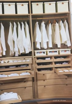 Downsview White Oak, Stained And Painted Closet | Closets | Pinterest | Oak  Stain And White Oak