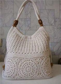 Nice bags, free crochet pattern
