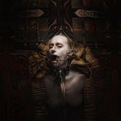arte oscuro surrealista - Buscar con Google