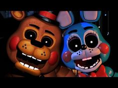 WELCOME TO THE FAMILY | Five Nights at Freddy's 2 - Part 5 - YouTube