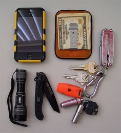 Every Day carry, In my bag, Things, Stuff