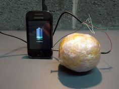 Electricite gratuite et infini, le citron haute tension