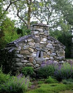 Stone work wonders by Lew French