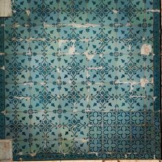 portugués retro tile Design Tradicionalmente mantel