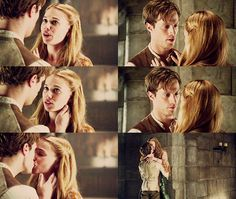 Greer & Leith, this was heartbreaking. I wish they could've stayed together. I don't think their story is done.