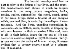 ~ The Psychology of Mental Disorders, by Abraham Myerson, M.D., 1928