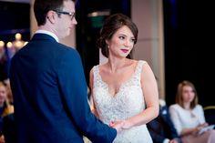 Wedding ceremony at The Radisson Blu Edwardian Manchester