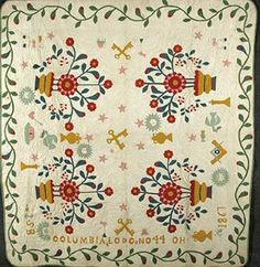 It's Old Abe Forever: The Nunda Lodge Quilt
