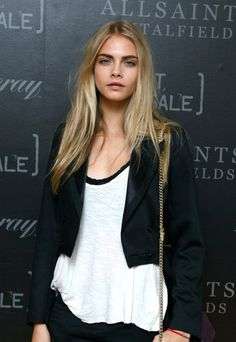 Cara Delevingne best eyebrows