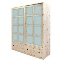 zirbenholz schrank f r schlafzimmer 6 teilig ma einbau in mansarde zirbenholzschr nke. Black Bedroom Furniture Sets. Home Design Ideas