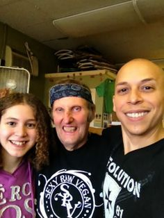 Miliany, Arnold and Dad. My Experience at Arnold's Way Store: Meeting Arnold N. Kauffman and Megan Elizabeth