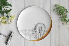 Handgezeichnete Motive auf Porzellan verewigt. www.keramiklich.de
