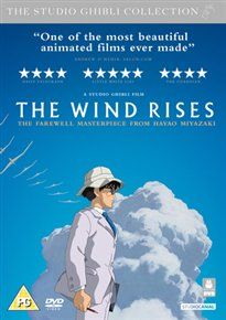THE WIND RISES (PG) 2013 JAPAN MIYAZAKI, HAYAO DVD - £19.99 BLU RAY - £24.99 Hayao Miyazaki writes and directs this Japanese animated feature from Studio Ghibli. As a young boy, the bespectacled Ji...  www.worldonlinecinema.com  #worldonlinecinema  #zzjap