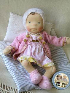 Baby doll Mia by Lalinda.pl