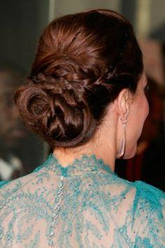 Invitée à un mariage : inspirez-vous des coiffures des stars