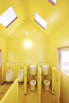nursery school toilet for children interior design