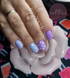 #nails #nails2inspire #nailstoinspire #nailsinspiration #studiopazoor #shortnails #dotsnails #colourfullnails #purplenails #bluenails #nails2020 #paznokcie #influencerindigo #indigo #springnails #summernails #inspiracjepaznokciowe #nailsbyania Spring Nails, Summer Nails, Purple Nails, Short Nails, Nails Inspiration, Color, Summery Nails, Nail Hacks, Colour