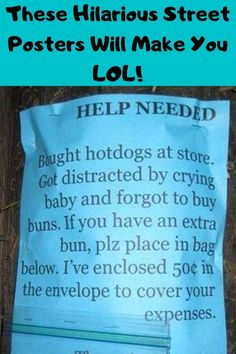If you want to grab someone's attention, a street poster hanging on the nearest lamppost is a great way to do it.