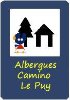 albergues Camino de Le Puy