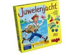 avontuurlijk tastspel 'juwelenjacht' Haba | kinderen-shop Kleine Zebra