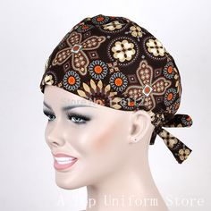 1540624ebab Medical Suit Hospital Surgical Cap Medical Caps Scrub for Women Doctors And  Nurse