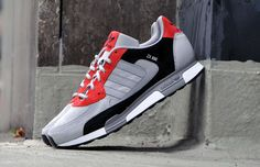 adidas ZX 850 | Black, Grey & Red