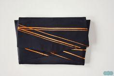 Wedstrijd inzending van Sarah Sansen - patroon van Annelies Timmermans uit 'Mijn designertas'