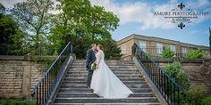 Ringwood Hall Wedding Photography - in the gardens