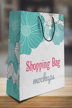 Paper Bag Mockup on Behance