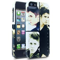 Cellairis by Justin Bieber Instacase Sepia Slim Case for Apple iPhone 5