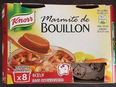bouillon Knorr au boeuf Snack Recipes, Snacks, Monsanto, Nutrition, Chips, Danger, Acupuncture, Alternative, Food