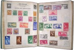 The Beatles Polska: Muzeum Poczty kupiło klaser ze znaczkami Lennona