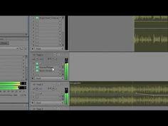Arbeiten mit Effekten in Adobe Audition   Effektspur für Podcasts