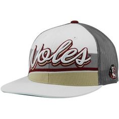 NCAA Florida State Seminoles Men's B-Boy Adjustable Snapback Cap (White/Grey, One Size) by Top of the World. $10.22. Do Not Wash, Do Not Bleach, Do Not Iro, Dry Clean Only. Wool Flat Bill. 100-Percent Wool. Adjustable Snapback. Oh So Smooth: B-Boy Is A Wool, High Crown, Flat Bill, Snapback Cap with Intensified 3D Embroidered Three Color Script, Back Grey Color Mesh with Team Color Adjustable Snapback. China. Save 43%!