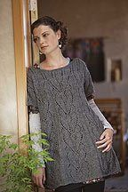 Interweave Knits, Fall 2009: Alpaka Tunic - Knitting Daily