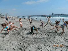 The Beach Super Punch! | 5 Clever Ideas For Great Group Photos