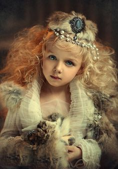 Art doll - Oh, my! How beautiful!