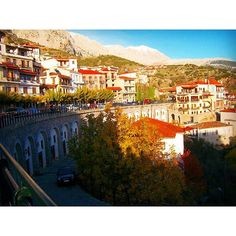 """#arachova #greece #winter  Photo by #milena_pan_photography #worldunion #wu_greece #musephoto #ok_europe"" Photo taken by @milena_pan_photography on Instagram, pinned via the InstaPin iOS App! http://www.instapinapp.com (10/12/2015)"