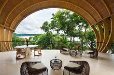 Andaz's latest luxury hotel, Peninsula Papagayo, Culebra, Costa Rica. Best Resorts, Hotels And Resorts, Family Resorts, Peninsula Papagayo, Cheap Hotels, Luxury Travel, Costa Rica, Exterior, Patio