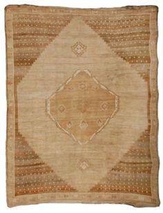 Kars Turkish Vintage Rug