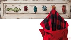 Coat Rack Door Knobs