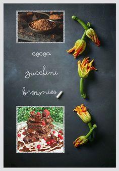 THE ITALIAN VEGANISTA: ZUCCHINI BROWNIES