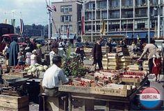 Plein 1944 Nijmegen (jaartal: 1950 tot 1960) - Foto's SERC