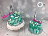 Cake Design Macaron, Birthday Candles, Cake, Desserts, Food, Design, Pie, Postres, Mudpie
