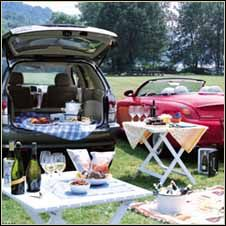 Polo tailgate